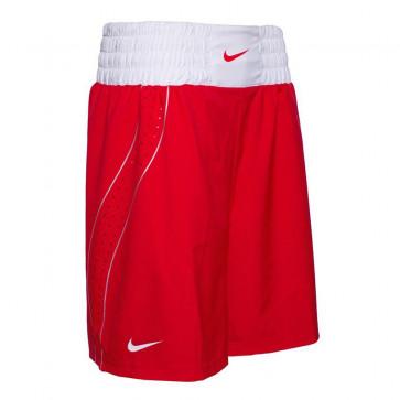 Pantaloncini boxe Nike Competition rosso