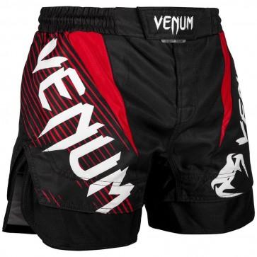 Pantaloncini Venum No-Gi 2.0 Nero-rosso
