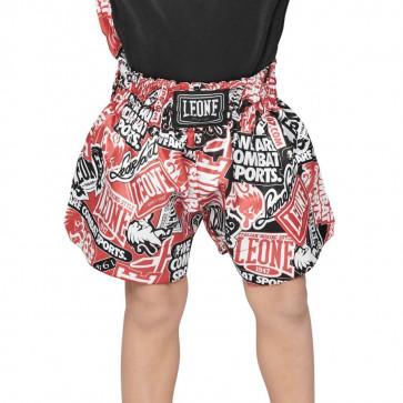 Pantaloncini bambino Leone Patch ABJ08