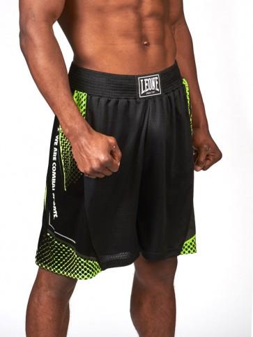Pantaloncini da boxe Leone Blitz AB213