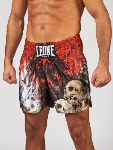 Pantaloncini kick thai Leone Memento AB903