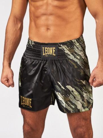 Pantaloncini kick thai Leone Neo Camo AB901