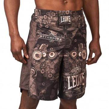 Pantaloncini MMA Leone Steampunk AB914