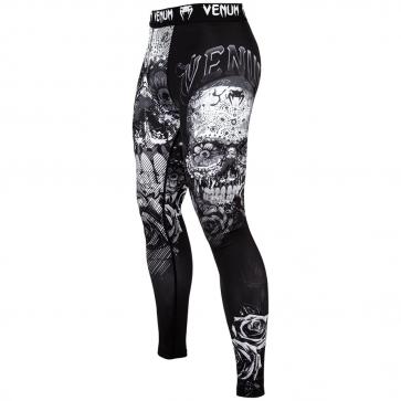 Pantalone a compressione Venum Santa Muerte 3.0