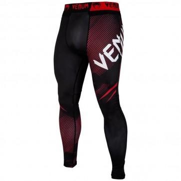 Pantaloni a compressione Venum No-Gi 2.0 Nero-rosso