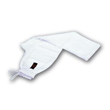 Pantaloni Karate 100% cotone Bianco