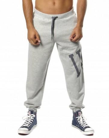 Pantaloni in cotone Leone LSM1249 Grigio
