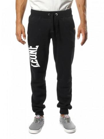 Pantaloni in felpa Leone LSM564 Nero