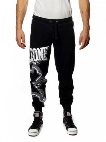 Pantaloni in felpa Leone LSM884 Nero