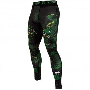 Pantaloni Venum Green Viper a compressione