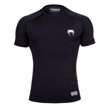 T-shirt a Compressione Venum Contender 2.0 Nero