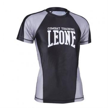 T-shirt Tecnica Rashguard MMA Leone AB782 Nero