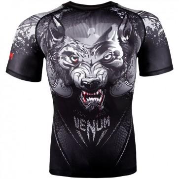 Rashguard a maniche corte Venum Werewolf