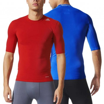 Rashguard MMA Adidas Techfit Compression
