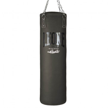 Sacco da boxe Leone Black Edition 30 kg AT841
