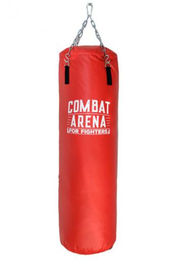 Sacco da boxe Combat Arena for Fighters 50 Kg rosso
