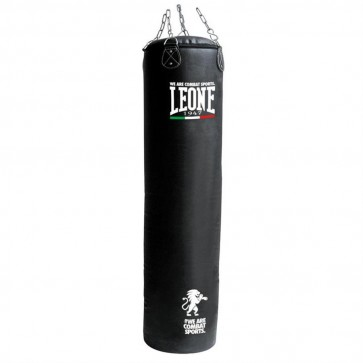 Sacco Basic Leone 170 cm Peso 50 Kg AT842 Nero