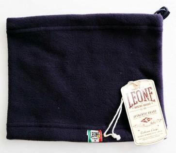 Scaldacollo in lana Leone Navy Blue LX879
