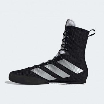 Stivaletti Adidas Box Hog 3 - Visione laterale