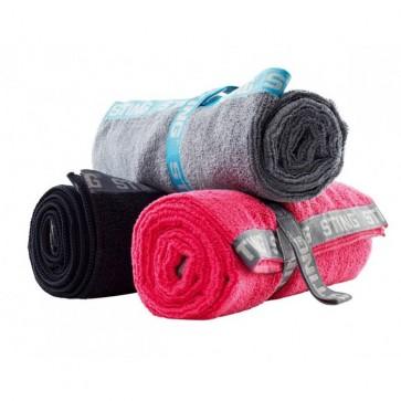 Asciugamano con tasca Sting