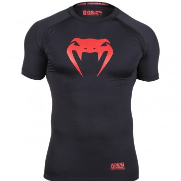 T-shirt a Compressione Venum Contender Red Devil