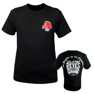 T-shirt Cleto Reyes Champy Nera con logo