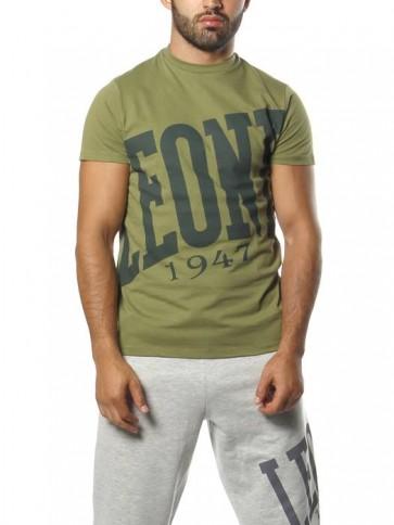 T-shirt Leone LSM1250 Verde