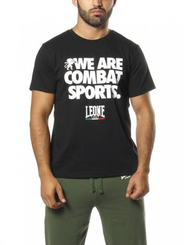 T-shirt Leone 1947 We are combat sports