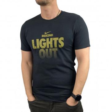 T-shirt Nike Training Boxing Lights BXL7 - Nero