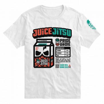 T-shirt Pride or Die Juice Jitsu - Davanti