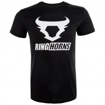 T-shirt Ringhorns Charger nera