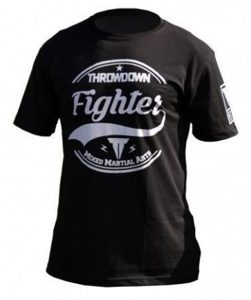 T-shirt Throwdown Fighter