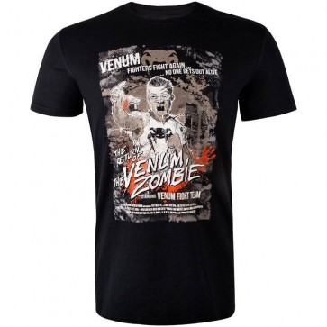 T-shirt in cotone Venum Zombie Return