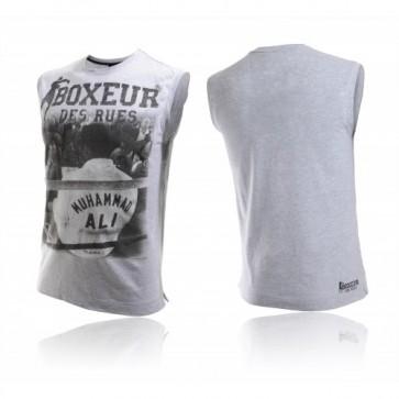 T-shirt Smanicata Boxeur Des Rues Ali Tank Grigio