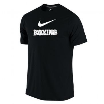 T-shirt Nike Training Boxing BX02 nera