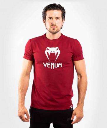 T-shirt Venum Classic Rosso