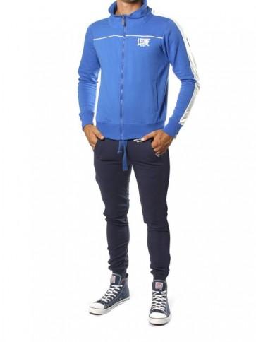 Tuta Uomo in cotone Leone LSM1004 Blu Royal