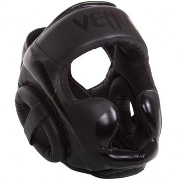 Casco Venum Elite nero-nero