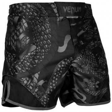 Pantaloncini Venum Dragon`s Flight MMA, Kick, Thai lato dx