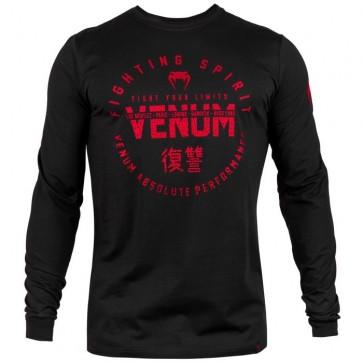 T-shirt Venum Signature manica lunga frontale