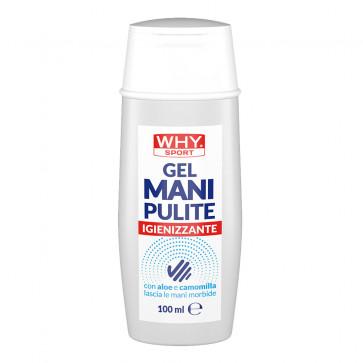 Gel igienizzante Why Sport Mani Pulite