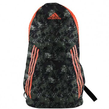 Zaino Training Backpack Zipper Adidas Camo Orange 59x32x22