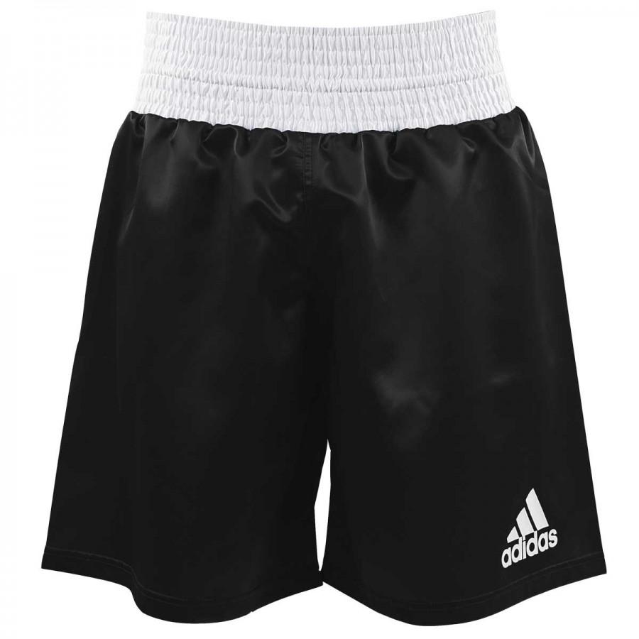 pantaloni adidas nera