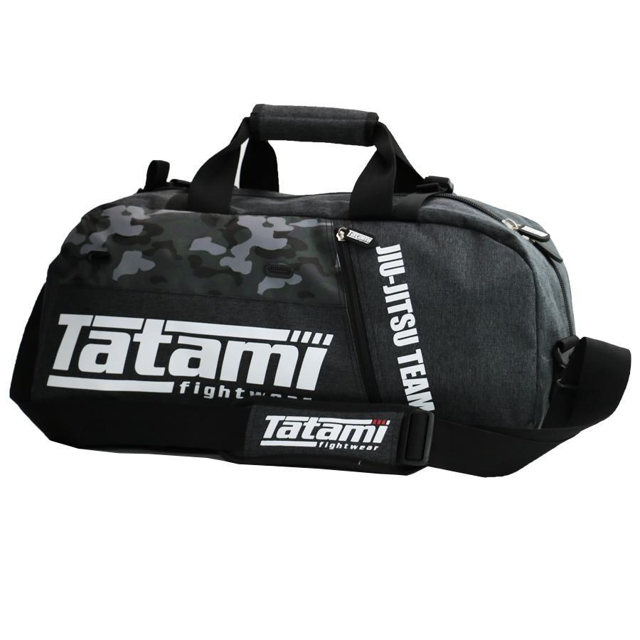 017155af01 Borsone Tatami Fightwear Grey Camo destra