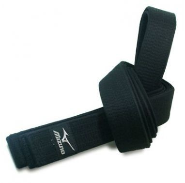grande vendita diventa nuovo ultimo di vendita caldo Cintura nera Mizuno Shiai