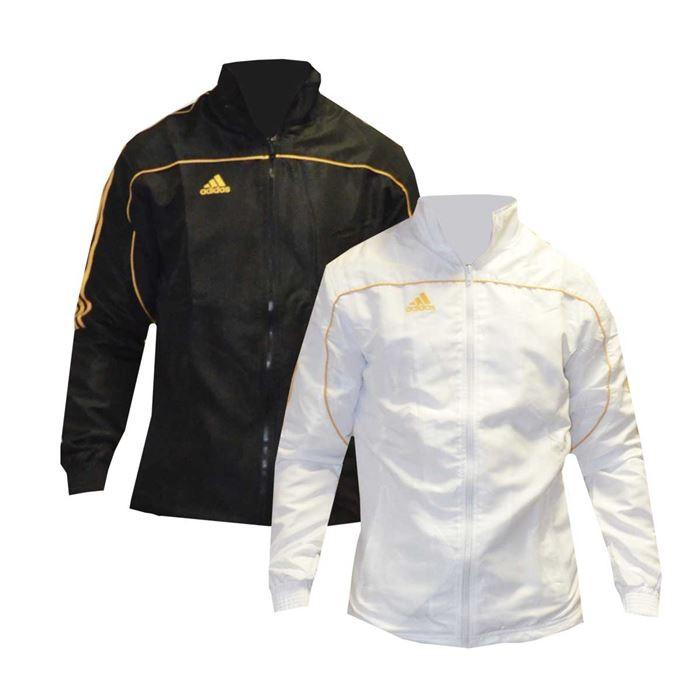 Stripes tuta Giacca Golden tuta Giacca Adidas XRPqTC
