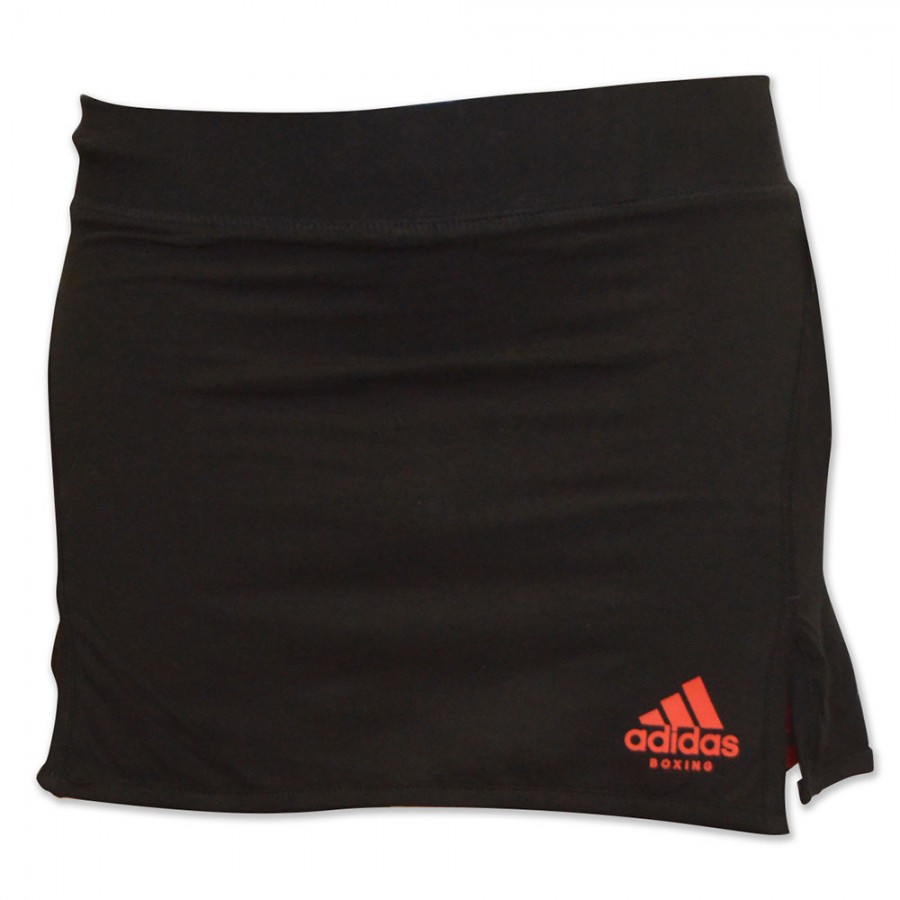 best sneakers 37b6d 75281 Gonna Adidas nera con logo rosso