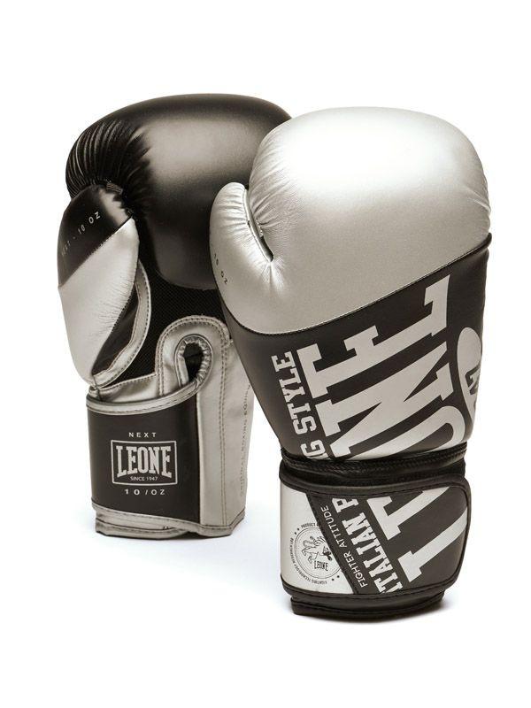 Casco Leone Combat nero full contact kick boxing muay thai