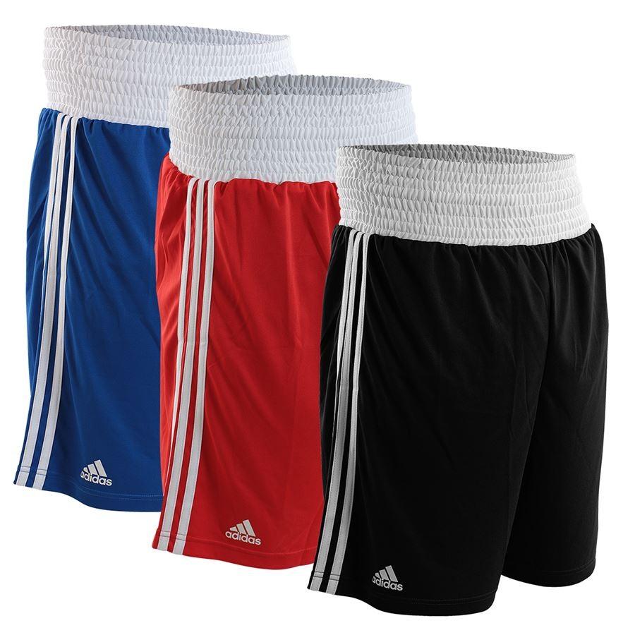 rivenditore online 1eae4 f582e Pantaloncini da boxe Slimfit Adidas Punch line