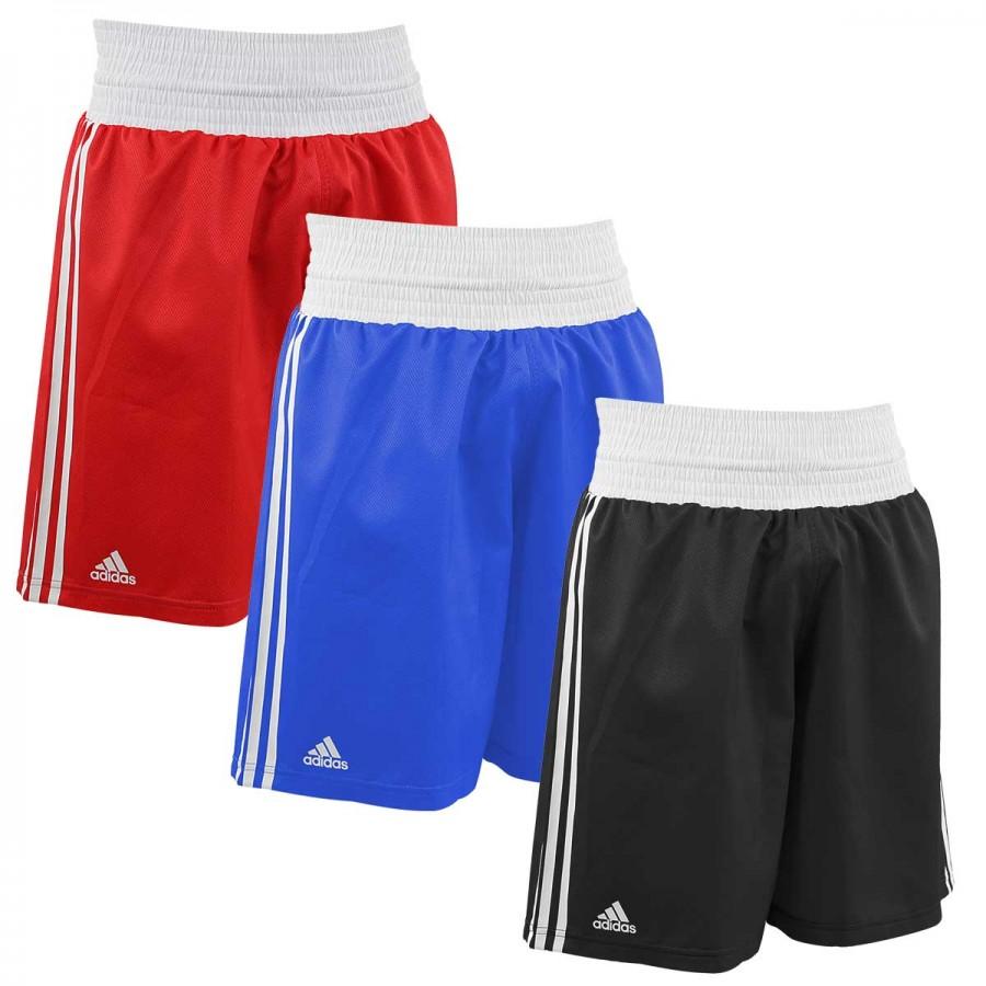 taglia 40 0eeb4 dd58e Pantaloncini da Boxe Adidas Amateur